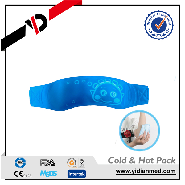 No pollution cool down cooling head wrap with CE certificate