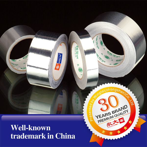 high quality mylar aluminum laminated tape