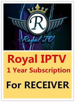 Royal IPTV Subscription For Tiger receiver Android box