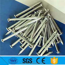 High carbon steel concrete wire nails for building