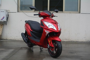 Falcon-150CC 4 Stroke Adult gas scooter motorcycle popular with Africa