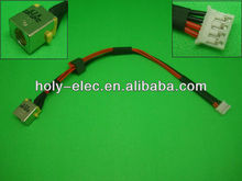 laptop dc power jack with cable for ACER ASPIRE 5741 5551