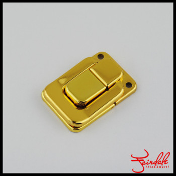 Fashion metal small jewelry box locks
