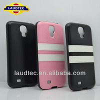 Stylish Good Quality Leather TPU Cover for Samsung Galaxy S4 i9500 Case