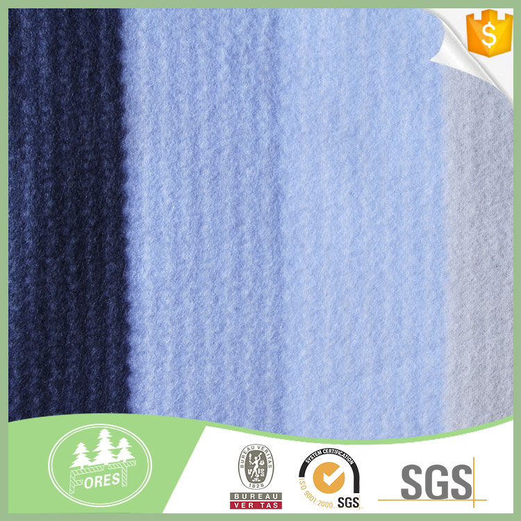 100% Polyester flannel fleece fabric licensed fleece blankets
