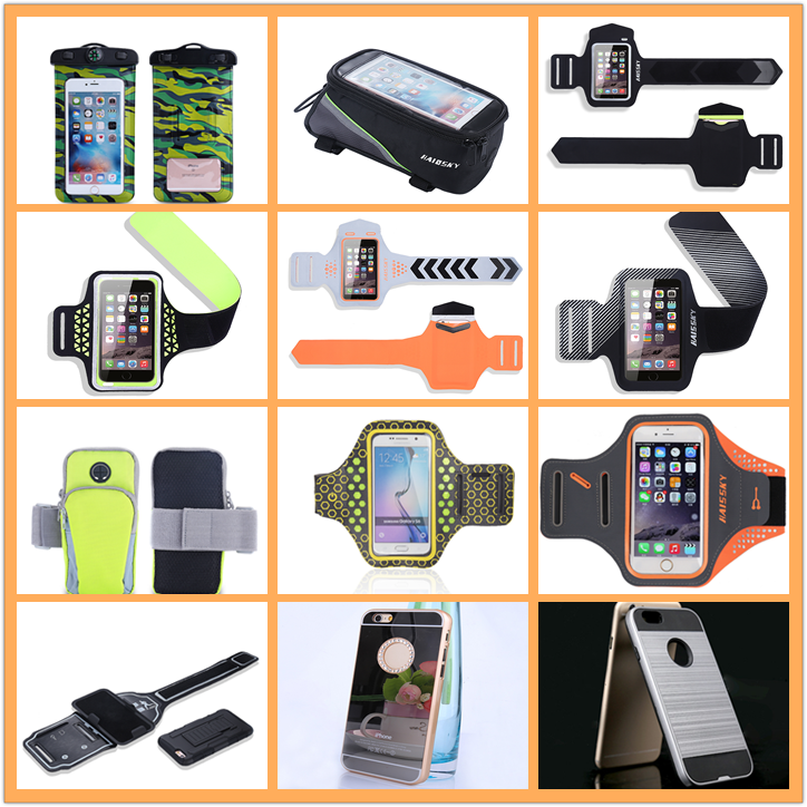 Mobile Accessory New Arrival Mobile Phone PVC Waterproof Bag for iphone 6