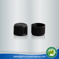 >18/415 bottle cap plastic cap screw cap for eliquid bottle