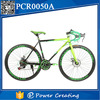 Steel frame 700c 21 speed colourful road bike