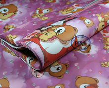OEM printed cartoon design wrapping paper for gifts packing