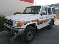 New Car Toyota Land Cruiser 76 HZJ76