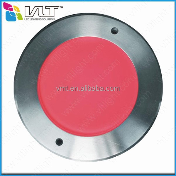 VLT RUG-0618A Best selling 6w or 18w led inground light stainless steel led underground light