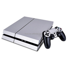 2017 new design for PS4 skin sticker for PS4 console and controller