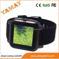Android 4.2.2 cheap watch phone, 2014 year latest wrist watch mobile phone, HD camera hand watch mobile phone price