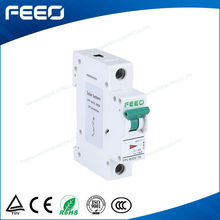 1 pole DC circuit breaker for Solar energy system