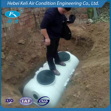 Household FRP/GRP biogas septic tank from Keli China