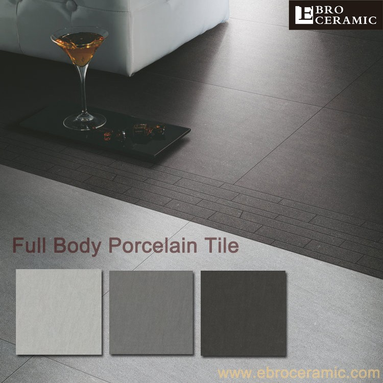 Foshan supply simples stone light gray vitrified 3d flooring homogenous ceramic tiles 600x600mm 66ST26