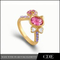 Cheap Fashion Jewelry Made In China beautiful gold rings designs