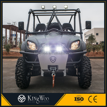 High performance adult electric atv