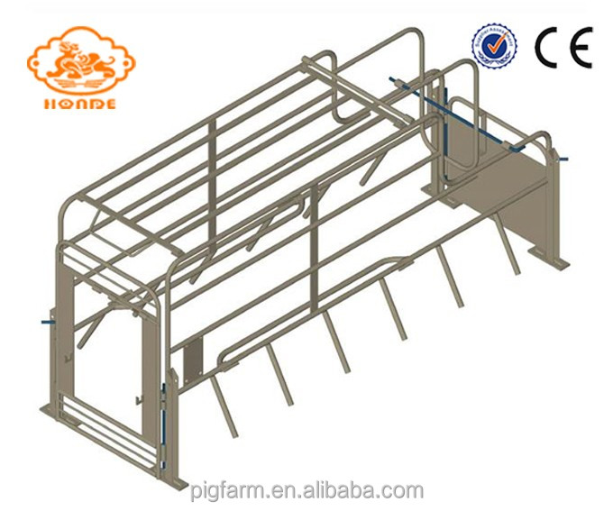 SOLID ROD pig farrowing pens1253 for America market