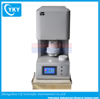 dental zirconia crown and bridge sintering oven furnace / dental sintering oven