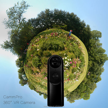 Mini 360 Video Camera H.264 Sports cam 360 Degrees pano camera with 5Ghz WIFI