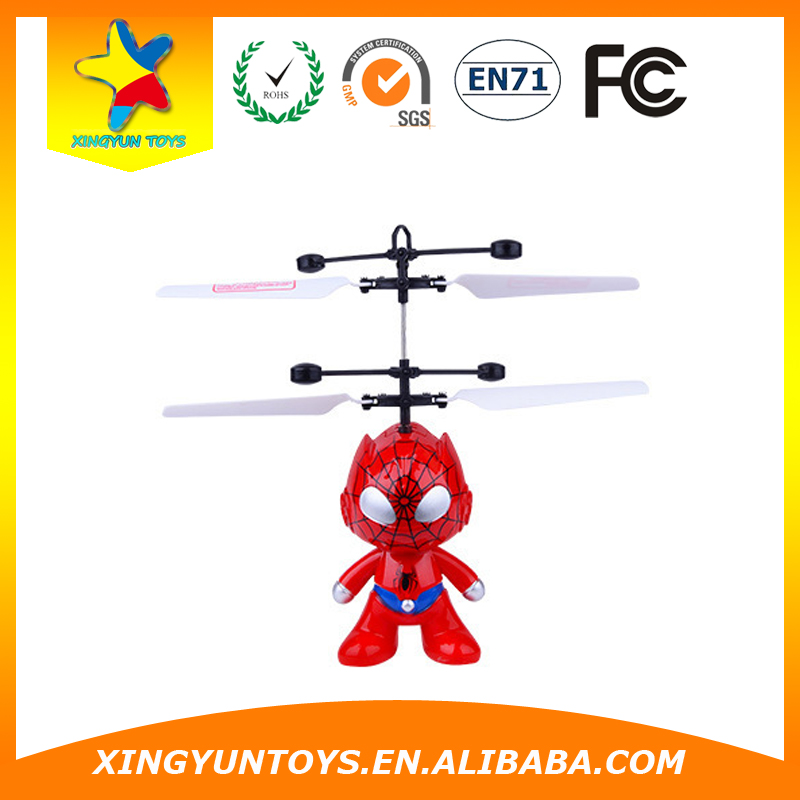 rc model airplane RC Flying Robot Toy flying toy double R/C Robots with gyro