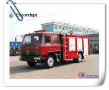 Dongfeng Small 4x2 Fire Fighting Truck With 3cbm Water Tank