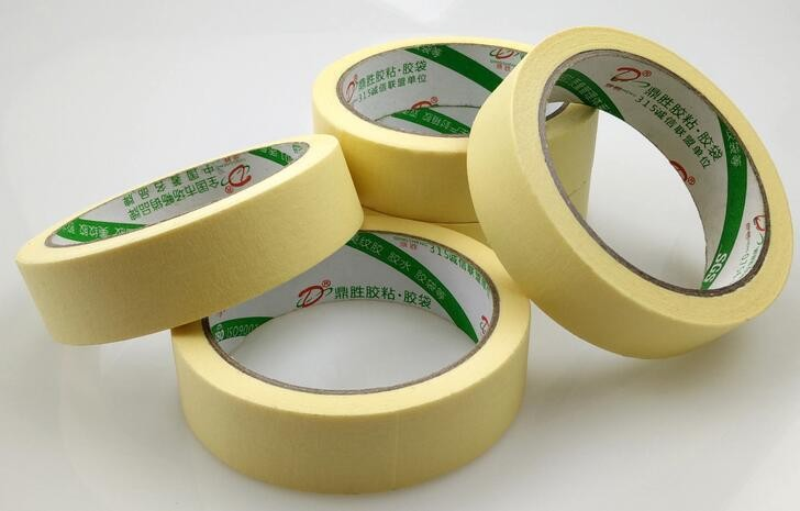 High Temperature Crepe Paper Masking Tape for PCB Board
