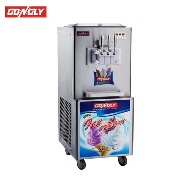 Brand Automatic Soft Taylor Vending Italian Gelato Commercial Ice Cream Making Machine
