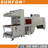 Fully Automatic Straight Feeding Sleeve Sealer And Shrink Packing Machine