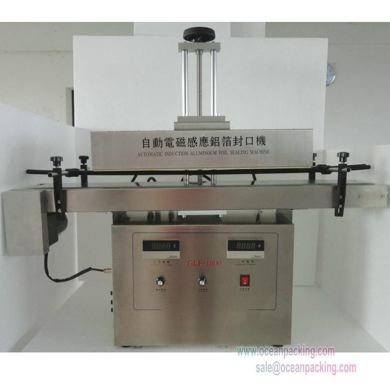 Cheap antique sealing machines for plastic bottles