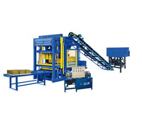 special offer in South Africa QTY4-25 stone powder brick machine