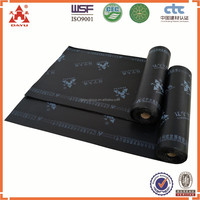2016 Hot sale waterproofing membrane type bitumen roofing sheet