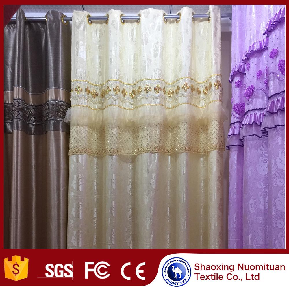 Crystal curtain for wedding