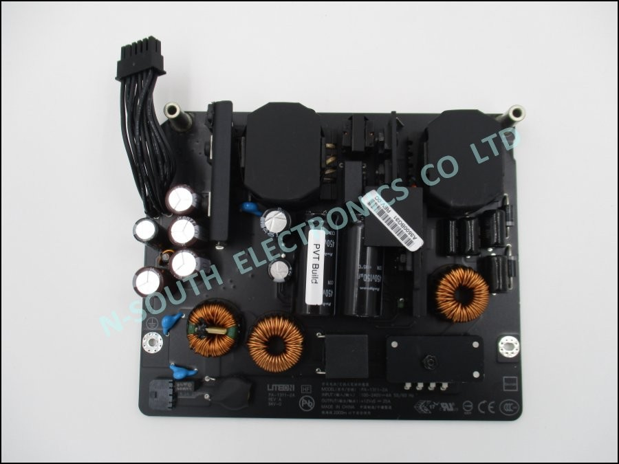 wholesale price laptop 300w power supply 661-7170 pa-1311-2a adp-300af for imac 27 a1419 psu 2012 2013
