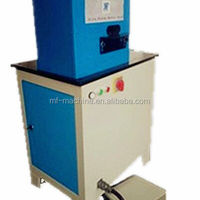 Round Into Square Embossing Tube Machine