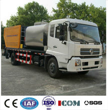 ZQZ5160TFC Dongfeng modified emulsified asphalt slurry sealer,asphalt gravel chip sealer