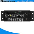 Factory direct sale metal shell 10A 12V 10a pwm controller 12v/24v