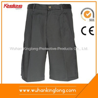100% cotton 240gsm twill fabric worker's short pants