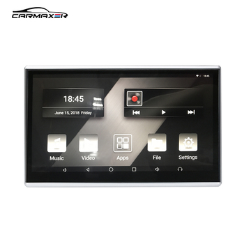 universal SD/USB car monitor android car headrest dvd player wifi