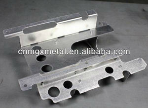 OEM made metal fabrication high quality oil pan baffle plate
