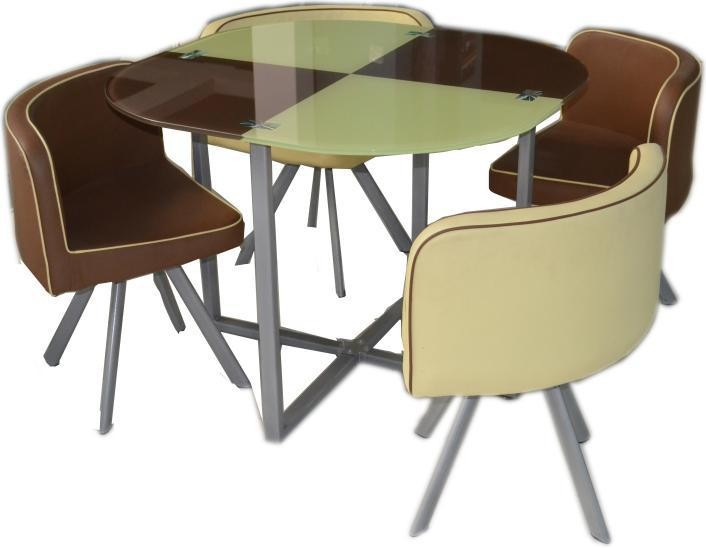 New cheap china 4 seater dining table designs