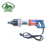 76*1800mm Ground Screw Electric Pile Drilling Machine