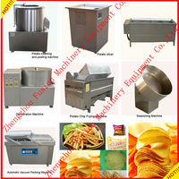 Top quality mini potato chips machine with best price