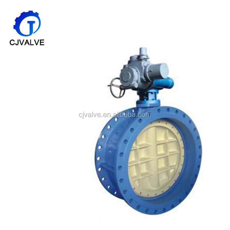 Butterfly Valve Pneumatic Control Butterfly Valve in stock
