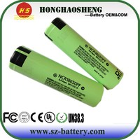 18650 2900mAh 3.7v high drain li-ion rechargeable NCR18650PF bttery for Panasonic Flashlight E-Cigarette