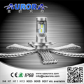 Aurora Emark lighting Led Headlight Bulbs 12v 35w H1 H4 H7 H8 H11 9005 9006 high power Car Led