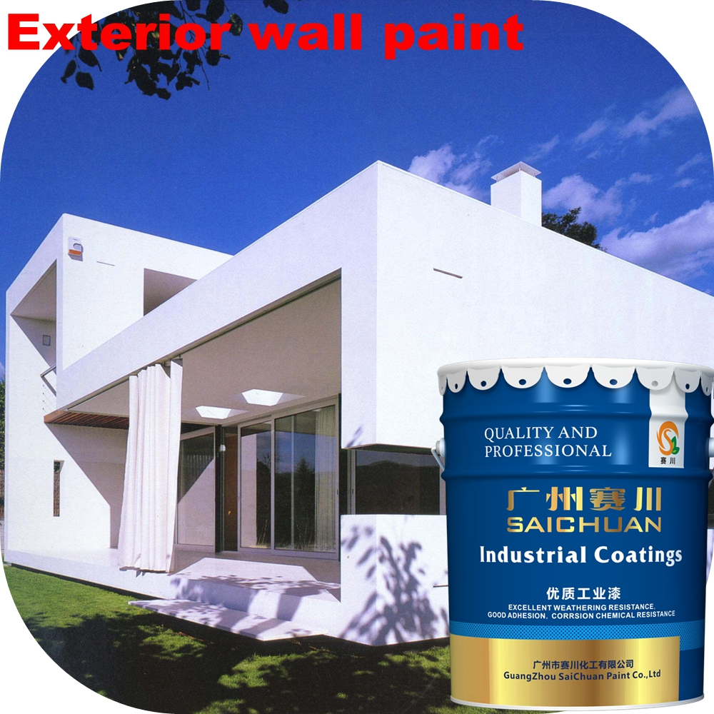 Hot selling acrylic building exterior wall paint Coatings