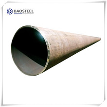 DIN 15CrMo galvanized seamless steel pipe weight per meter