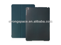three folder customize your leather case for ipad air from china factory